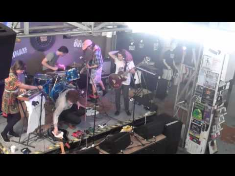 Caged Animals (Rough Trade East) Lips That Turn Light To Fire
