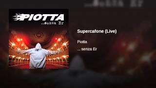 Supercafone (Live)