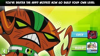 Ben 10 Omniverse: Omniverse Collection - Tackling Hard Mode (Cartoon Network Games)