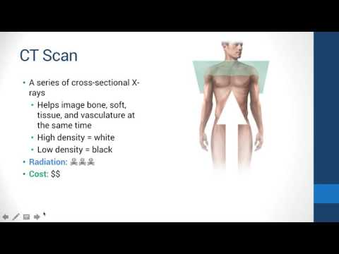 Intro to Clinical Imaging