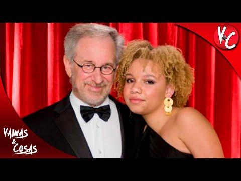 """Mikaela Spielberg estrella """"NOPOR"""", hija del famoso director Steven Spielberg"""