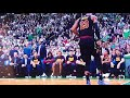 Breaking News!! LeBron James injured in Celtics game