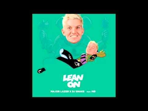 Major Lazer & DJ Snake – Lean On (Dillon Francis x Jauz Remix)