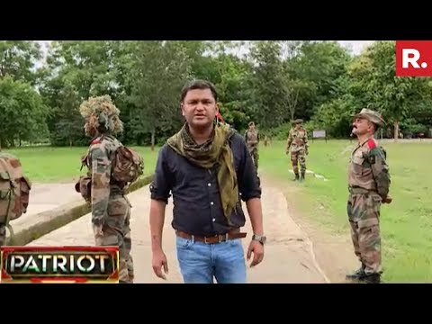 Major Gaurav Arya With Gentlemen Cadet At IMA (Part 2) | Pat