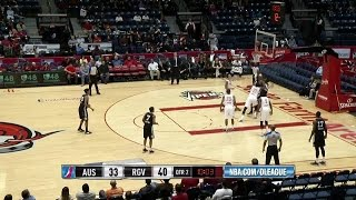 Joshua Davis' Double-Double (17 points, 14 rebounds) vs. Rio Grande Valley Vipers