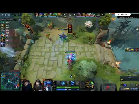 Fnatic vs Clutch Gamers (Bo3) | Game2 | GESC: Thailand Dota2 Minor - Southeast Asia Qualifier