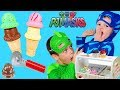 PJ Masks Catboy & Gekko Missing Toy Ice Cream!