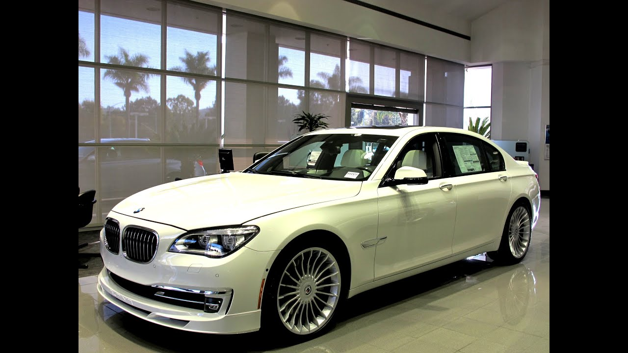 2014 bmw alpina b7 b8009 - youtube