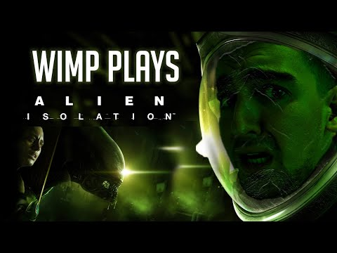 THIS GAME IS SCARY - ALIEN ISOLATION 2020 |