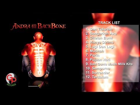 Andra And The Backbone   FULL ALBUM - Andra And The Backbone