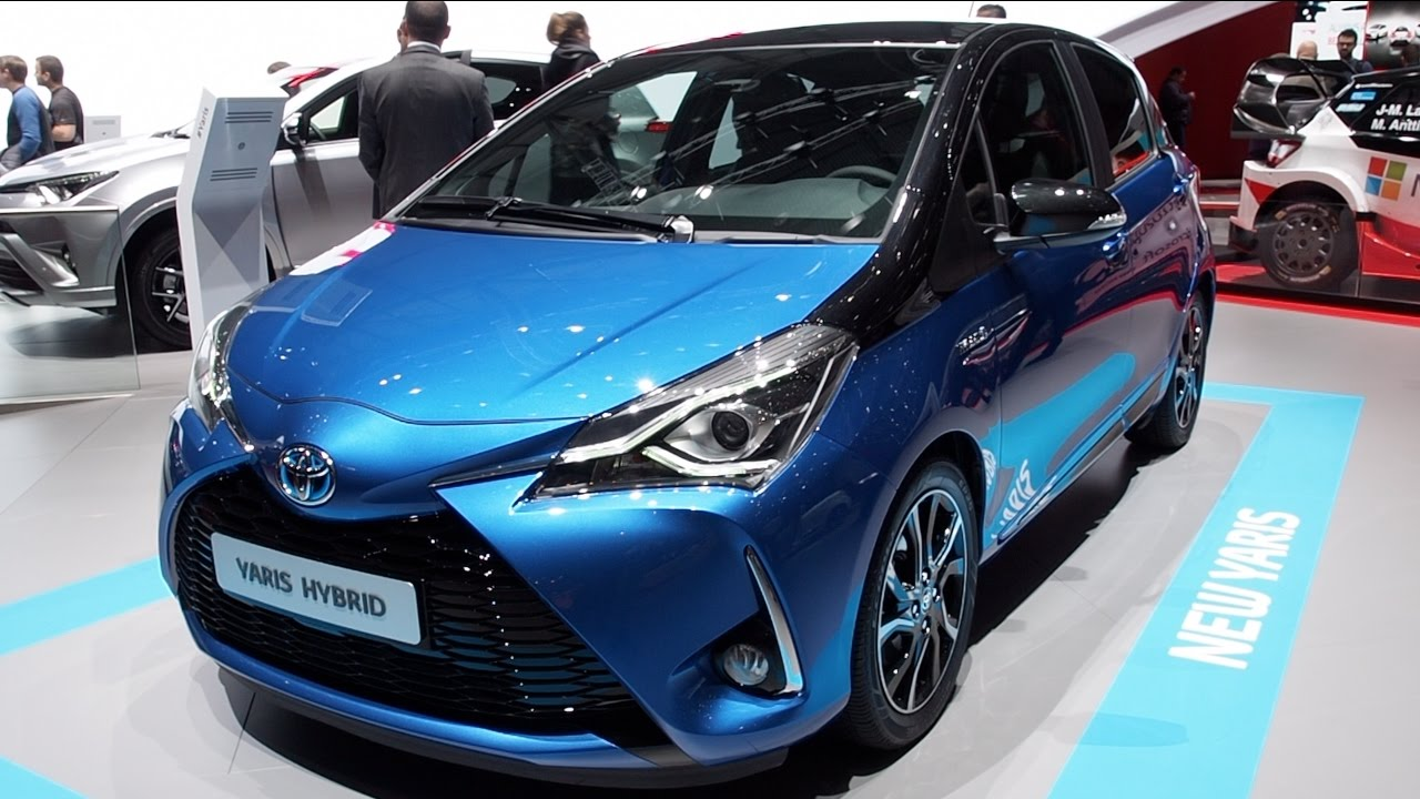 toyota yaris hybrid 2017 in detail review walkaround interior exterior youtube. Black Bedroom Furniture Sets. Home Design Ideas