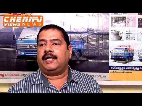 Launching of our All New SML ISUZU SARTAJ 5252 XM at Chakraa Automobbiles Chennai
