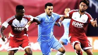 HIGHLIGHTS: New England Revolution vs. New York City FC   July 18, 2015