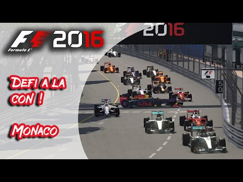 F1 2016 (FR) - Le défi à la con feat Guiggs & Hydro