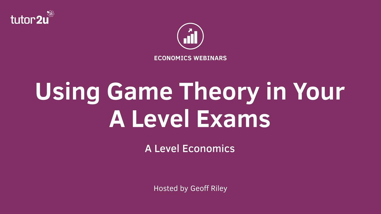 oligopoly game theory explained and applied economics