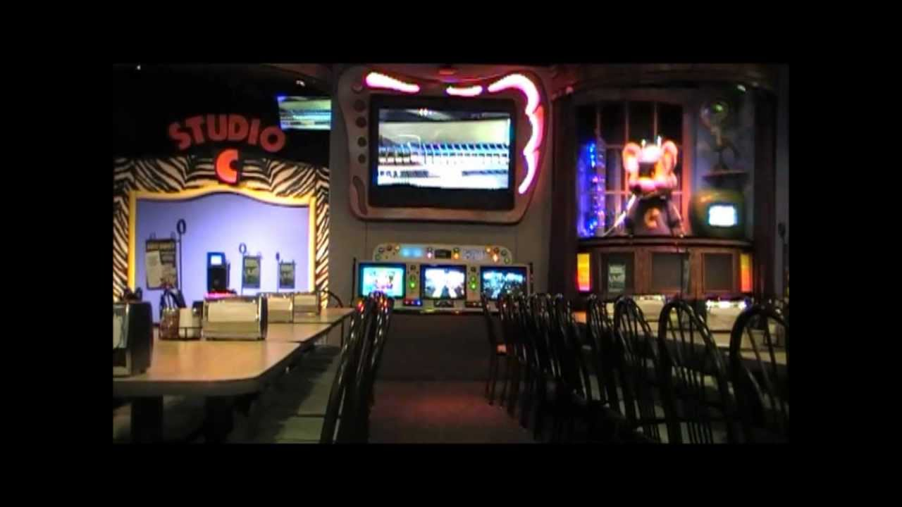 Chuck E Cheese West Islip January 2013 Segment 6 Youtube