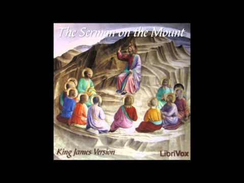 The Sermon on the Mount from the King James Version (FULL Audiobook)