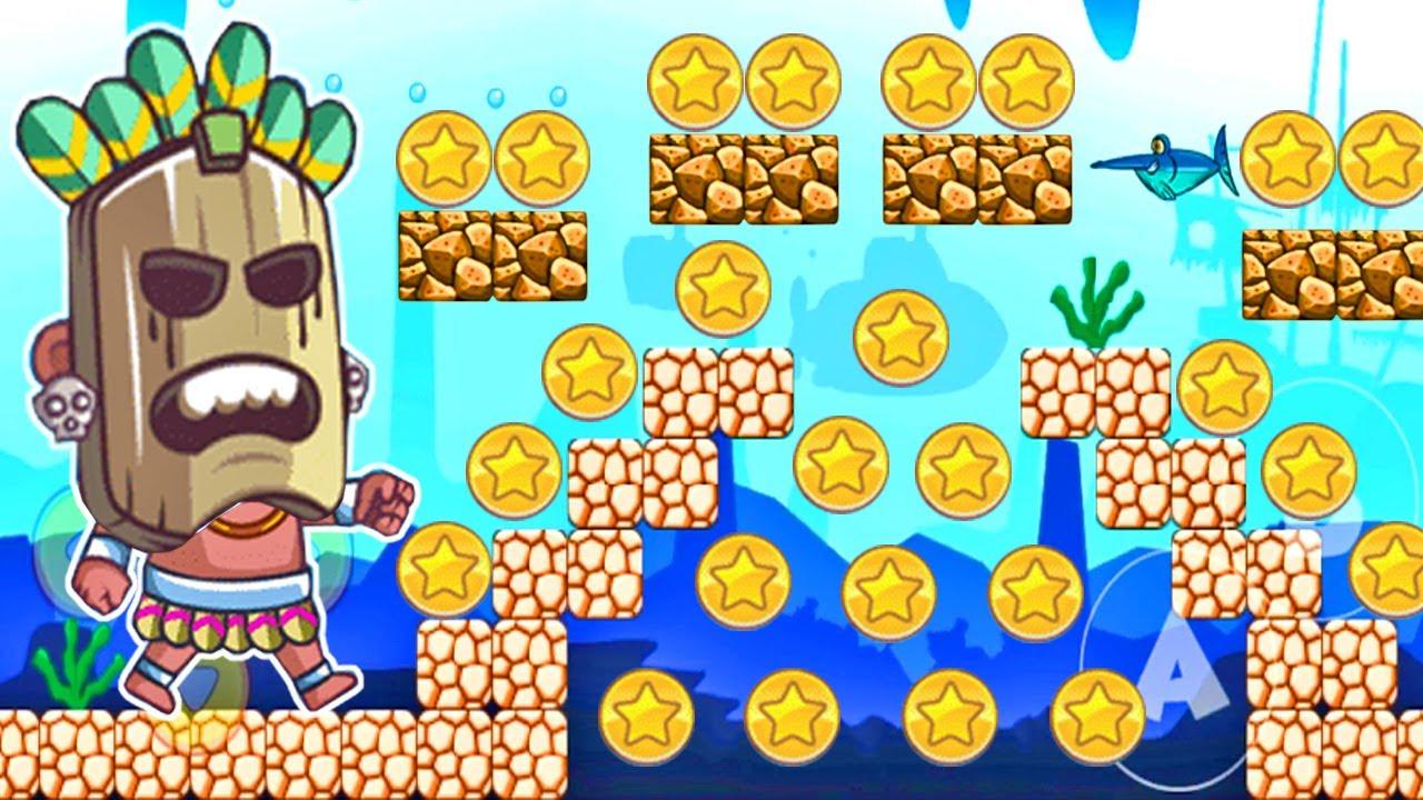 Super Jungle - Juegos Para Niños Pequeños - Aventuras Marinas de Super Jungle Capitulo #2