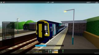 Roblox - SCR Route Learning: Stepford Central - Airport Central Full route