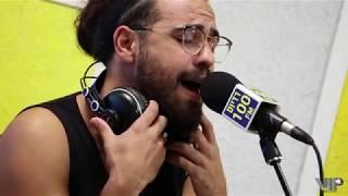 בניה ברבי - עכשיו הלב פתוח - לייב לראשונה ברדיו - 100FM - מושיקו שטרן