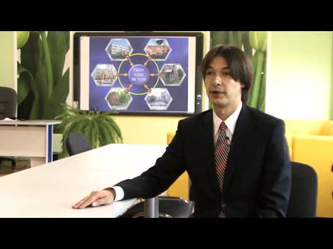 видео: Школа Новых Технологий - ГБОУ СОШ №1375