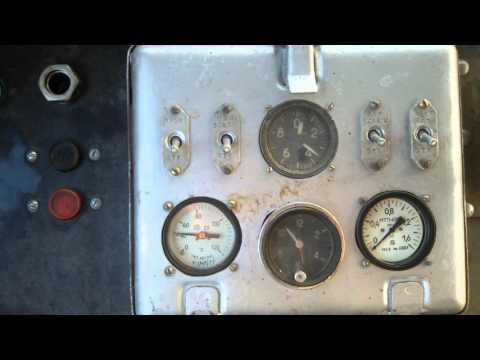 видео: Запуск легендарного 4ч 8,5/11 после зимней спячки. Лодка-катер СШАМ-30
