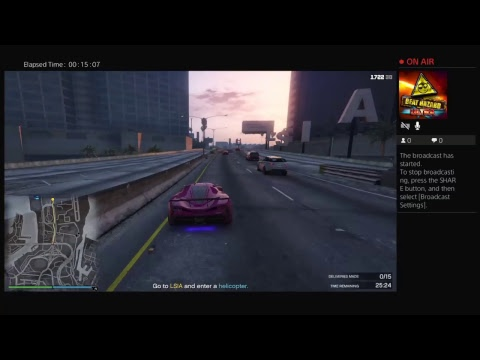 Jake playing GTA5online probably