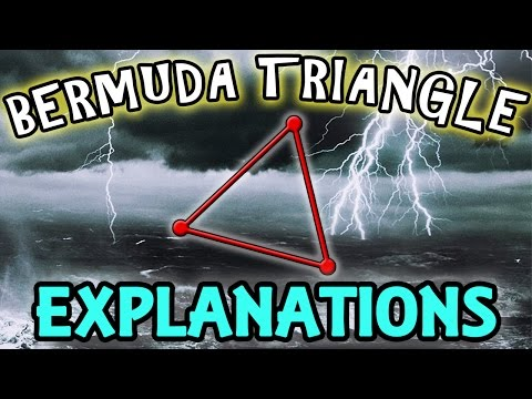 Top 5 Bermuda Triangle Explanations