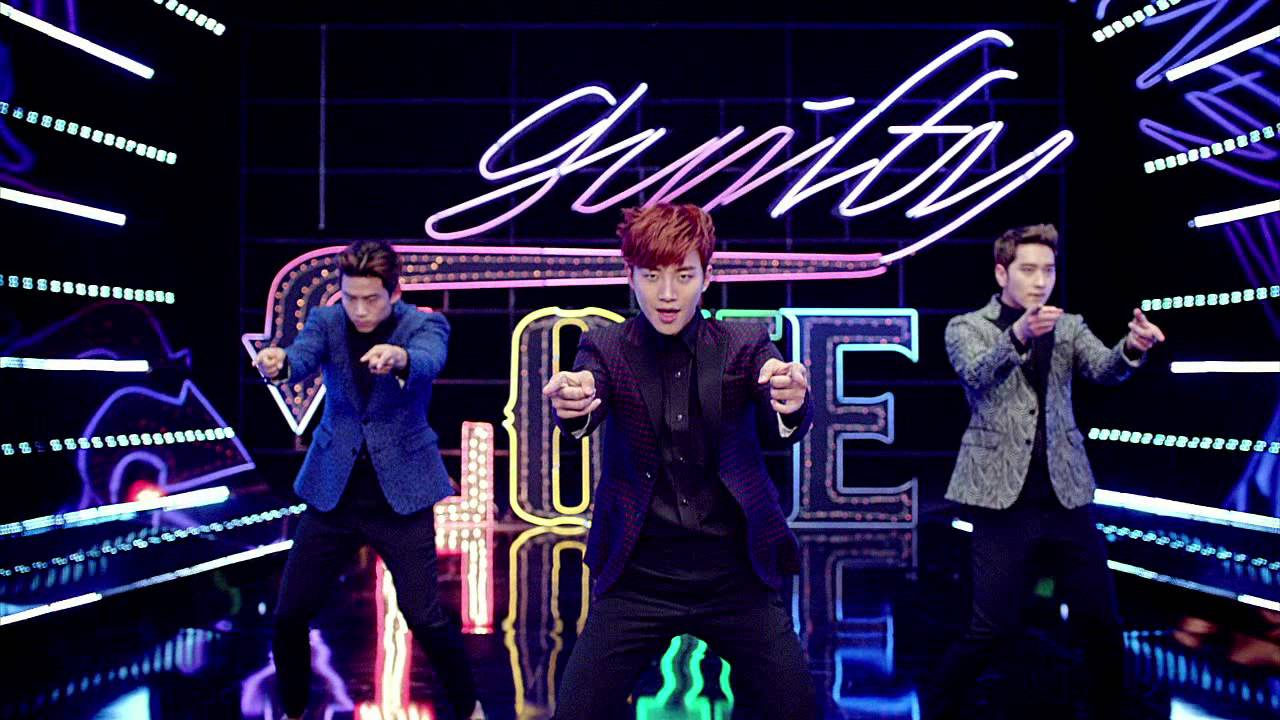 2PM 「Guilty Love」MV Short ver.