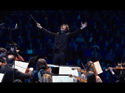 Beethoven: Symphony n°9  Nicolas Krauze  OCNE