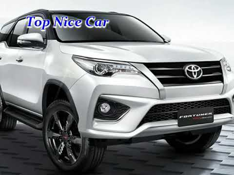 2019 Toyota Fortuner Interior Exterior Engine