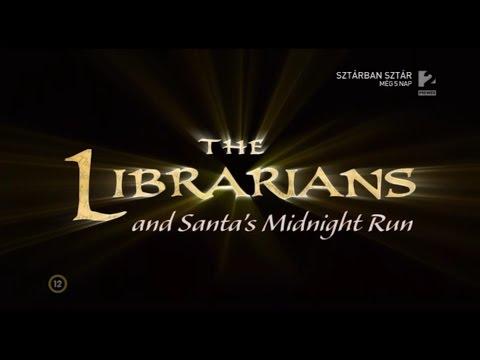Youtube filmek - Titkok könyvtára - 1.évad 4.rész A nagy télapó mentőakció