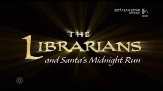 Titkok könyvtára - 1.évad 4.rész A nagy télapó mentőakció