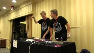 The Combine's DJ Dancefloor Set
