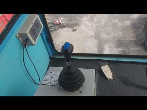 Cara pengoprasian crane Pedestal(Jib Crane)bagi pemula