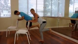 Barre Body - His 'n' Hers Part 2: Butt Kicker