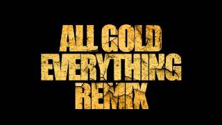 FELLA- ALL GOLD EVERYTHING FREESTYLE