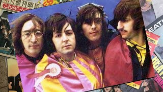 ♫ The Beatles, Mad Day Out session in Thomson House, 1968 /photos