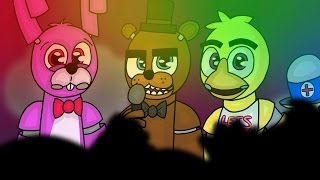 ♪ Top 5 FNAF Animations | July 2015 - FNAF Animation | FNAF SFM | FNAF 4 Songs