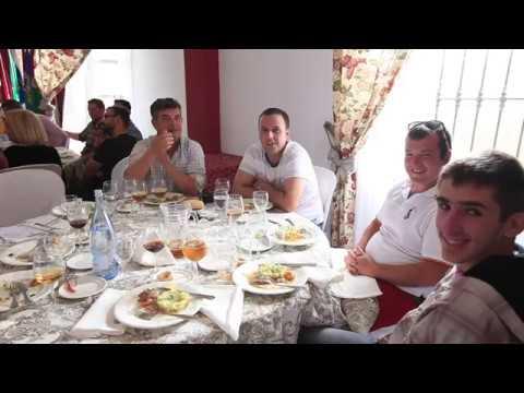 Comida de hermandad del Regional Al Andalus Umbrete, Sevilla