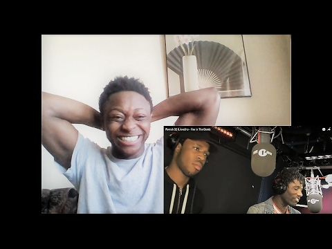 Wretch 32 & Avelino - Fire In The Booth - (Best Uk Freestyle?!) REACTION