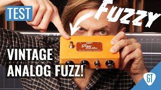 Warm Audio - Foxy Tone Box Fuzz Pedal
