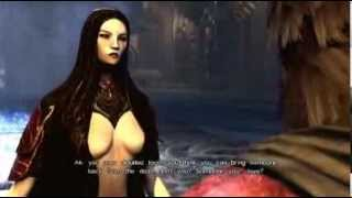 Castlevania: Lords of Shadow - Chapter 8 Boss 2: Carmilla, Vampire Shadow Lord