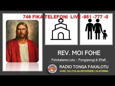 TV & RADIO TONGA VAKE TALI FOLAU GLOBAL MEDIA NETWORK