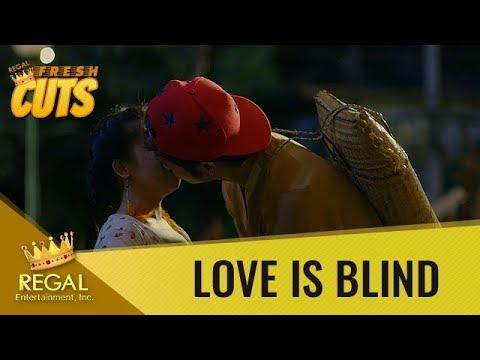 Regal Fresh Cuts: Love Is Blind - 'Kean Cipriano hindi napigilang halikan si Kiray Celis'