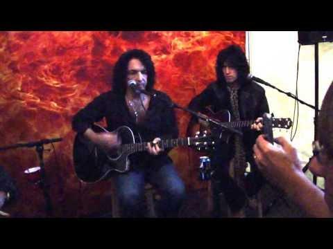 KISS - Meet & Greet - Strutter (Acoustic) - Comcast Center, Mansfield, MA 9-16-2012