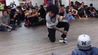 Les Twins : Larry  Bourgeois Amazing Choreography !! ....N