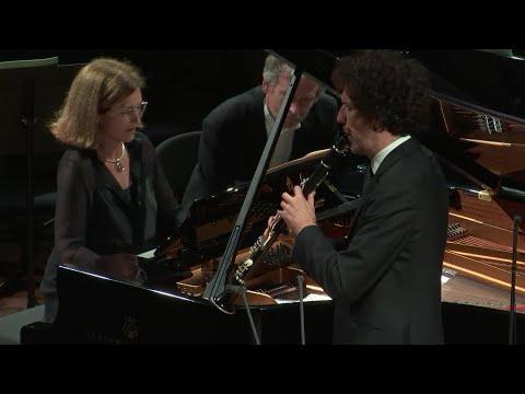 Poulenc : Sonate pour clarinette et piano (Nicolas Baldeyrou / Catherine Cournot)
