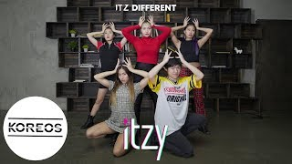 itzy debut stage