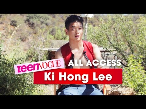 Breakout Star Ki Hong Lee Shares Secrets from the Set of 'Maze Runner'—Teen Vogue: All Access